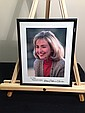 HILLARY RODHAM CLINTON Signed Color 8x10 Photograph & Framed