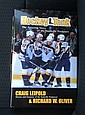 Hockey Tonk NHL Book By Craig Leopold! Signed By 5 NASHVILLE PREDATORS