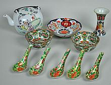 10-PIECE CHINESE PORCELAIN GROUP