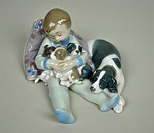 LLADRO FIGURINE - SWEET DREAMS