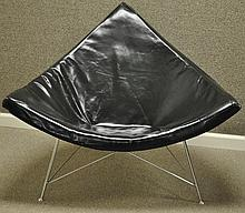 GEORGE NELSON FOR HERMAN MILLER COCONUT CHAIR