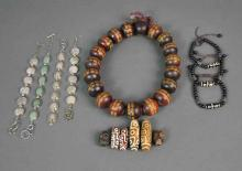 (14) PIECE CONTEMPORARY CHINESE JEWELRY GROUP