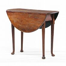 George II Diminutive Drop Leaf Table