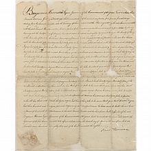 Declaration of Independence Signer Benjamin Harrison V (1726-1791)