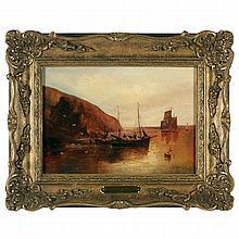 Walter Linsley Meegan (Br., 1859-1944), The Devon Coast