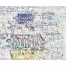 Kyu Nam Han (NY/South Korea, b. 1945), Untitled