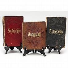 Three Important Confederate Autograph Books From UNC-Chapel Hill