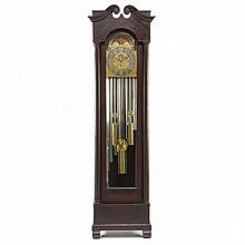 Elliott 9 Tube Tall Case Chime Clock