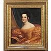 Robert Street (PA, 1796-1865), Portrait of a Young Woman, Robert Street, $500