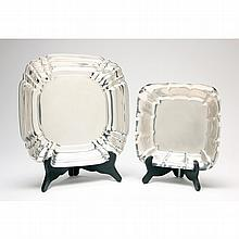 Two American Sterling Silver Serving Dishes