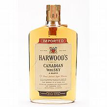 Harwood's Whisky - Vintage 1955
