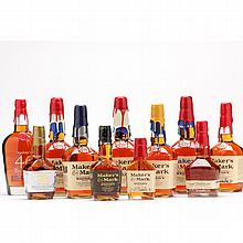 Special Collection of Maker's Mark Whisky