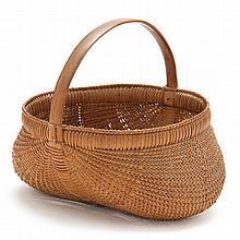 Mary Causby Basket, Morganton, NC