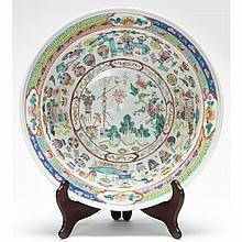 Straits Chinese Porcelain Basin