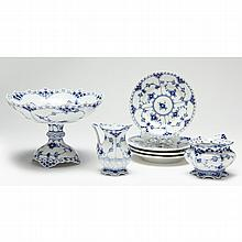 Royal Copenhagen Full Lace Grouping