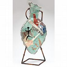 Joseph A. De Castro (AZ), Stone Vessel