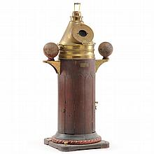 John Bliss Binnacle from Known 19th Century Ship