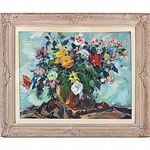 John Costigan (1888-1972), Floral Still Life