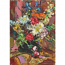 John Costigan (1888-1972), Still Life with Flowers