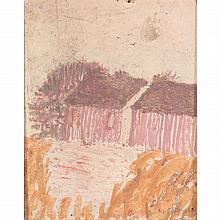 Gwen John (1876-1939), Cottages in Meudon