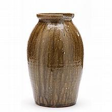 NC Storage Jar, James Franklin Seagle (Lincoln County, 1829-1892)