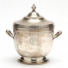 Vintage Sterling Silver Ice Bucket