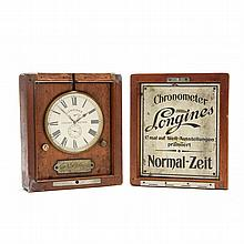 Vintage Longines Chronometer