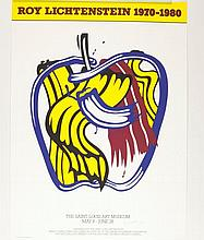 Roy Lichtenstein (NY, 1923-1997), Signed Poster