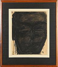 Lester Frederick Johnson (CT/NY, 1919-2010), Head
