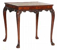 Fine Georgian Style Occasional Table