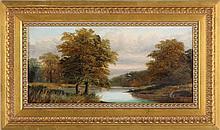 R. Hulls (English, 19th century), Landscape