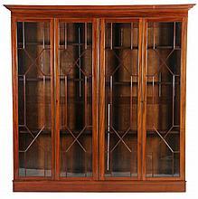 Fine Georgian Library Bookcase