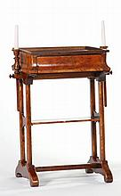 William IV Gaming Side Table