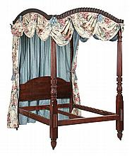 American Tall Post Tester Bed