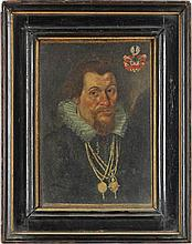 manner of Hans Eworth, Portrait of a Nobleman