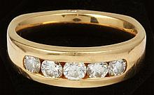 Gent's Diamond Ring, Roemer