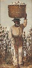William Aiken Walker (SC,1838-1921), Cotton Picker