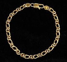 Gold Link Bracelet, Tiffany & Co.