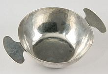 Arts & Crafts Sterling Silver Porringer by Kalo
