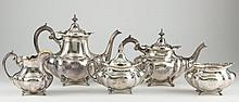 Reed & Barton Sterling Silver Tea & Coffee Service