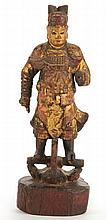 Chinese Figural Carving