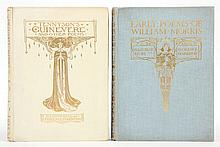 Two Poetry Books Illustrated by Florence Harrison
