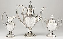 S. Kirk & Son Sterling Silver Coffee Service