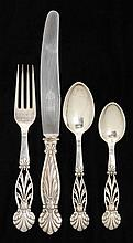 Danish Art Deco Silver Flatware