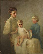William M. Rice (NY, 1854-1922), Family Portrait