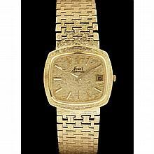 18KT Gold Gent's Watch, Piaget