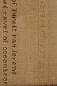 American Needlework Sampler, 1830