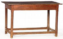 Southern Stretcher Base Tavern Table