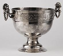 Taunton Silverplate Centerpiece, 19th Century