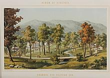 Original Edward Beyer Virginia Lithograph